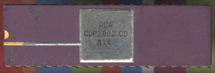 RCA CDP1802CD diff package 2