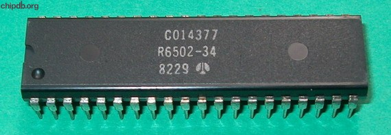 Rockwell C014377 (R6502)
