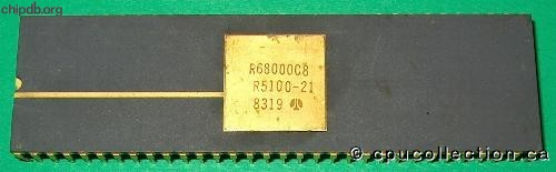 Rockwell R68000C8