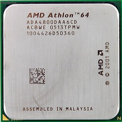 AMD Athlon 64 X2 4800+ ADA4800DAA6CD ACBWE