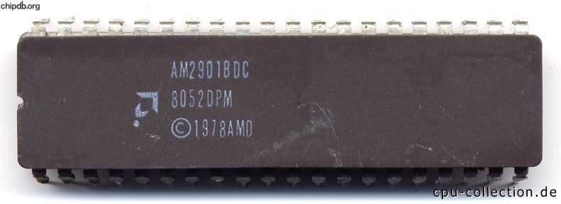 AMD AM2901BDC small logo