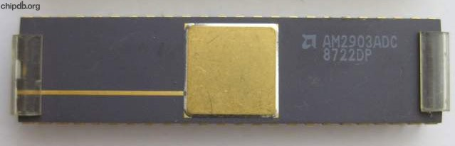 AMD AM2903ADC right print