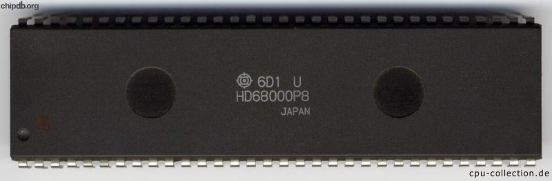 Hitachi HD68000P8