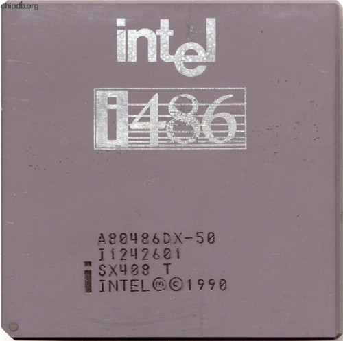 Intel A80486DX-50 SX408
