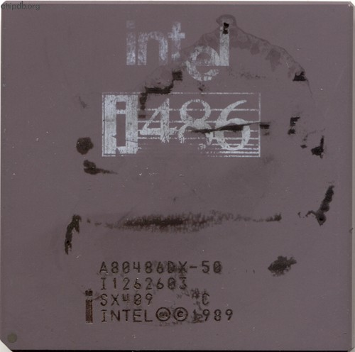 Intel A80486DX-50 SX409