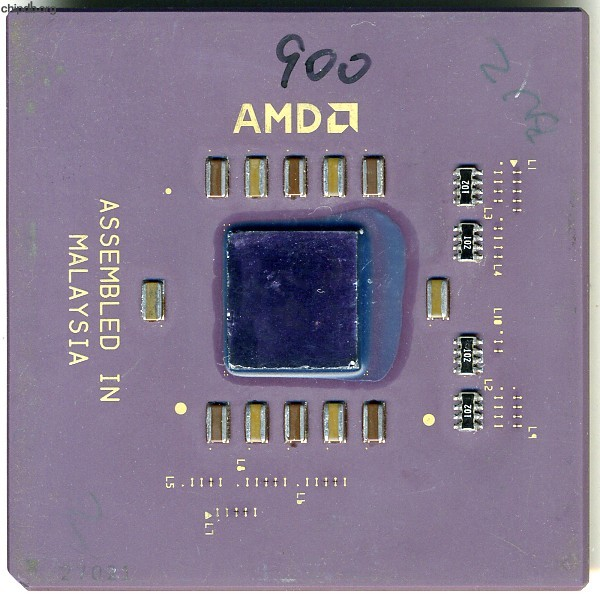 AMD Athlon Mobile AHM0900 ES