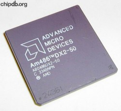 AMD A80486DX2-50 no win logo