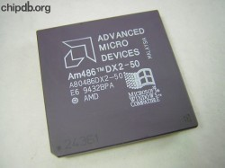 AMD A80486DX2-50 rev E6