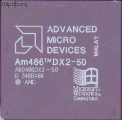 AMD A80486DX2-50 rev D