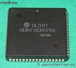 Hitachi HD64180RCP8X