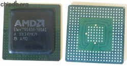 AMD ELAN SC400-100AC  486 compatible CPU
