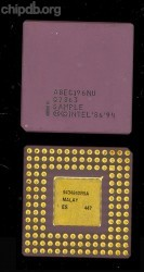 Intel A8EC196NU Q7863 SAMPLE