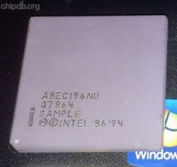 Intel A8EC196NU Q7864 SAMPLE