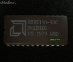 AMD AM9511A-4DC
