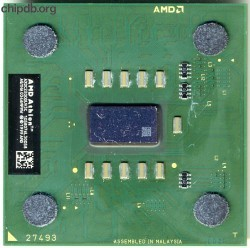 AMD Athlon XP AXDC2200DUV3C