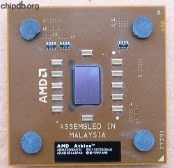 AMD Athlon XP 2200+ AXDA2200DUV3C AIUCB