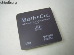 ULSI Math Co DX 40