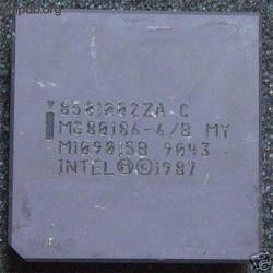 Intel MG80186-6/B MY