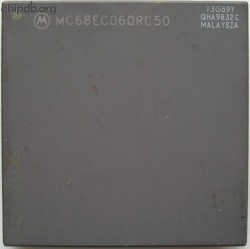 Motorola MC68EC060RC50