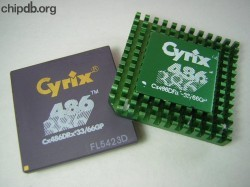 Cyrix Cx486DRx2 33/66GP