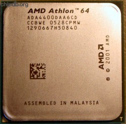 AMD Athlon 64 X2 4400+ ADA4400DAA6CD CCBWE
