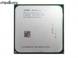 AMD Athlon 64 X2 4400+ ADV4400DAA6CD LCBIE