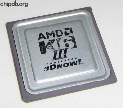 AMD K6-III Marketing Sample