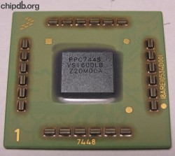 Freescale PowerPC PPC7448VS1600LB