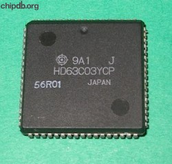 Hitachi HD63C03YCP