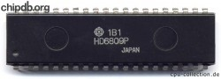 Hitachi HD6809P