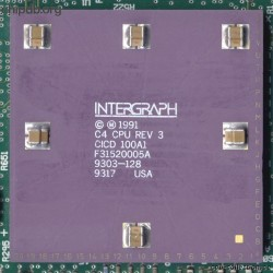 Intergraph Clipper-C4 CPU