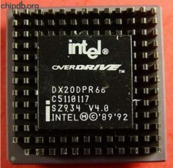 Intel DX2ODPR66 SZ934 V4.0 FAKE