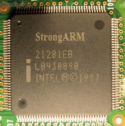 Intel StrongARM SA110 21281EB