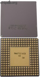Intel A80486DX2DICE Q0716 SAMPLE