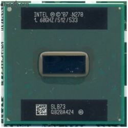 Intel Atom N270 1.60GHZ/512/533 SLB73