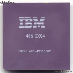 IBM 486DX4-4V3100GC