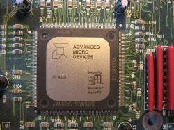 AMD AM486DX5-133W16BHC