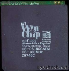 IDT WinChip C6-DS180GAEM