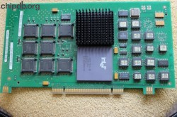 Intel A80486DX-50 CPU and cache board