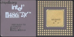Intel A80486DX-50 SX547