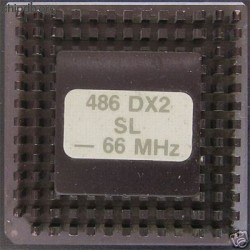 Intel A80486DX2-66 SL OEM
