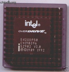Intel DX2ODP50 SZ902 V3.0