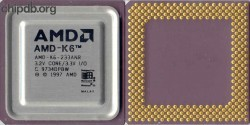 AMD AMD-K6-233ANR rev C
