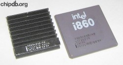 Intel i860 A80860XR-40 SX174