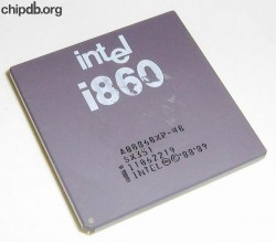 Intel i860 A80860XR-40 SX351