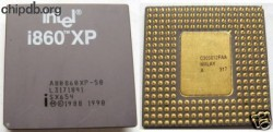 Intel i860 A80860XP-50 SX654