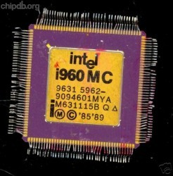 Intel i960 5962-9094601MYA 80960MC16