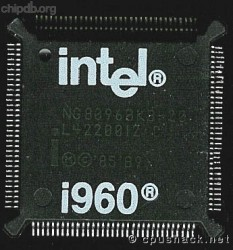 Intel i960 NG80960KB-20