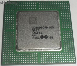 Intel i960 GC80960RM100 Q993 SAMPLE