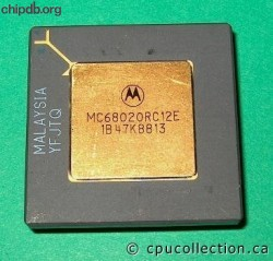 Motorola MC68020RC12E
